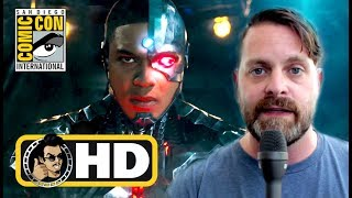 DCEU Reaction for JUSTICE LEAGUE, AQUAMAN & More (Hall H Panel) - #SDCC 2017