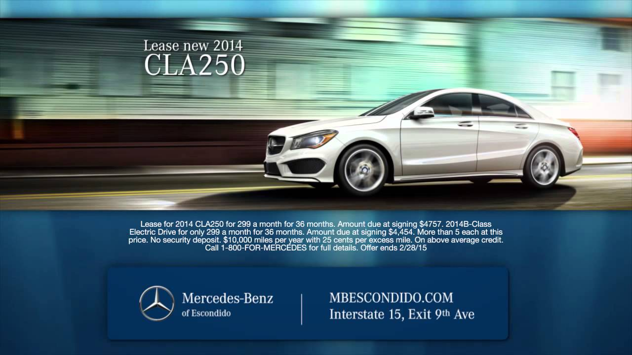 Service, Experience And Style: Luxury Indulgence @ Mercedes Benz Of  Escondido