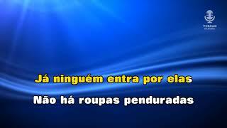 ♫ Demo - Karaoke - A MINHA RUA - Camané