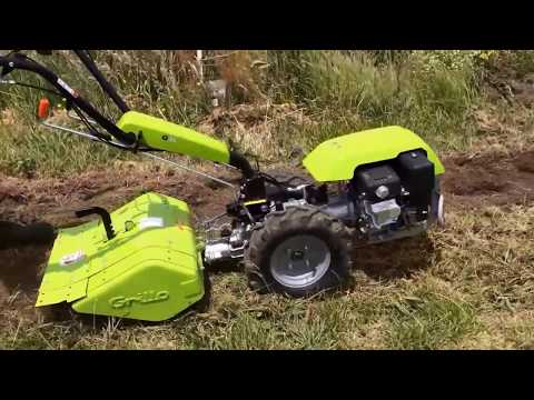 G55 Rotary Hoe/Walk Behind Tractor