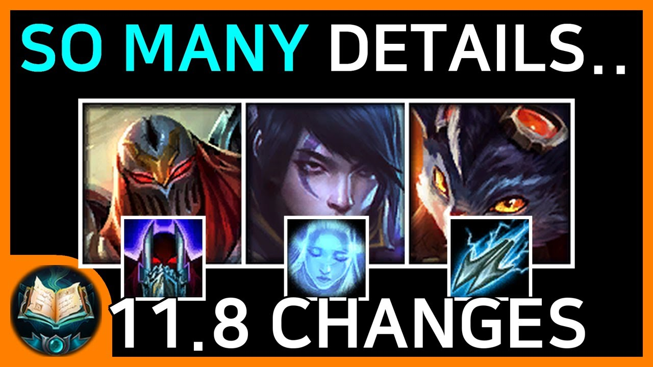 11.8 Patch Preview (Full Details Summary)