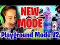 1v1 s in Fortnite Battle Royale Playgrounds V2 LTM