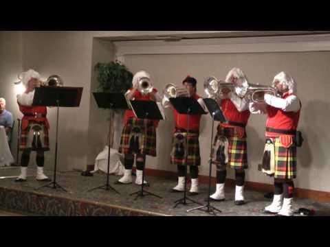 Kilties 2009 DCA I&E Baritone/Euphonium Bugle Quintet