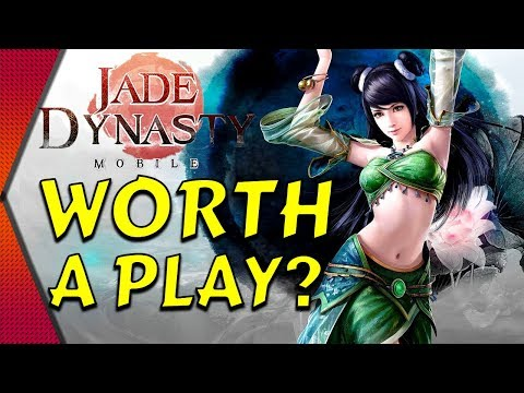 Jade Dynasty Mobile - MOBILE 3D MMORPG BY PERFECT WORLD DEVS | MGQ Ep. 166