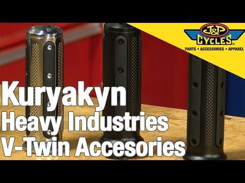 Kuryakyn Heavy Industry Overview