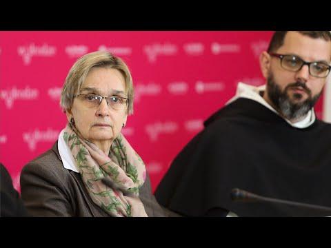 Barbara Smolińska i o. Tomasz Grabowski OP o procesie psychicznego i duchowego uzdrowienia