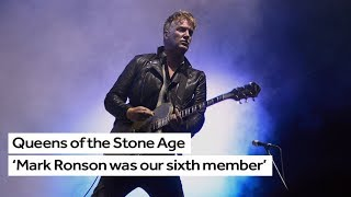 Queens of the Stone Age   Josh Homme and Mark Ronson discuss making Villains