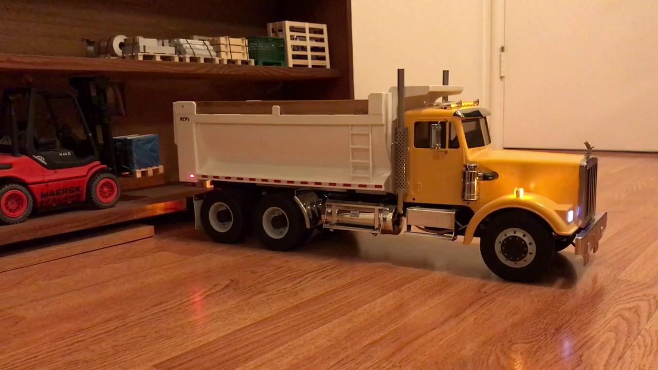 Tamiya King Hauler Dump Truck Conversion Youtube