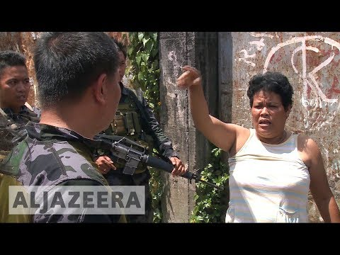 Al Jazeera English: Amnesty International accuses Philippine government forces of war crimes