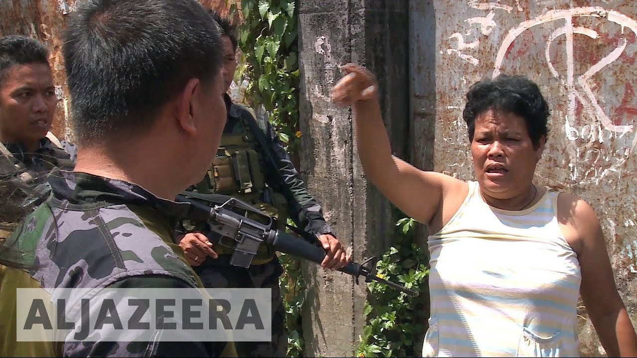 Amnesty International Accuses Philippine Government Forces