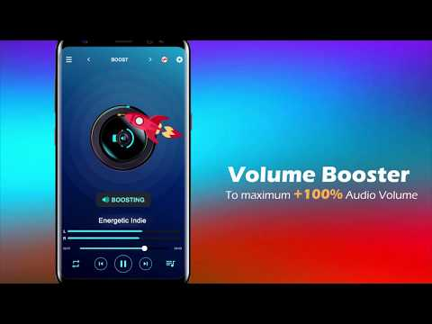 Volume Booster & MP3 Player with Equalizer - Apps on Google Play