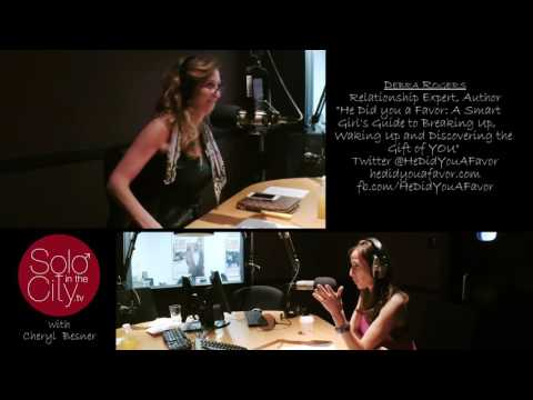 Preparing for the next relationship! - Solo in the City Radio Show 28 May, 2016 from YouTube · Duration:  10 minutes 13 seconds