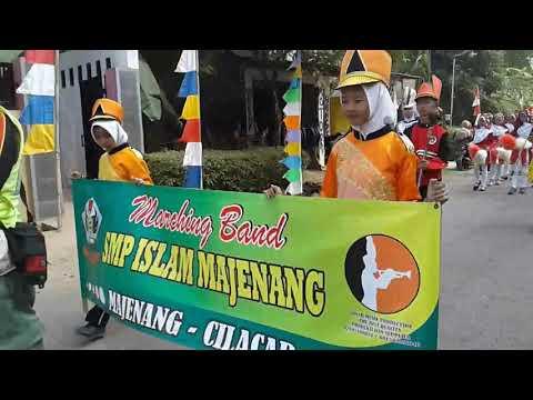 MARCHING BAND SMP Islam Majenang