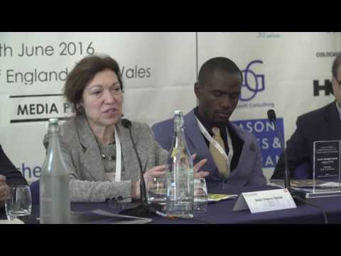WLF 2016 London - Maria Theresa Trofaier - Senior of Counsel at DLA Piper Austria