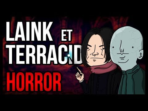 HARRY, ATTENTION AUX CROQUE-MOLLET (Horror Deep)