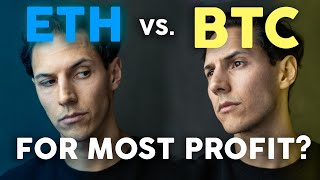 ETHEREUM is STRONGER Than BITCOIN - ETH vs BTC Breakout Imminent! | Crypto News