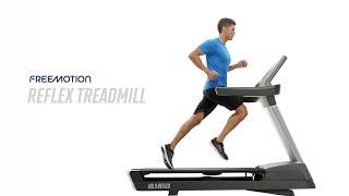 Freemotion REFLEX™ Treadmill in Slow Motion
