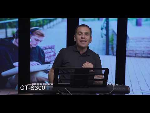 Casiotone CT-S300 - Chordana Play / Piano Roll