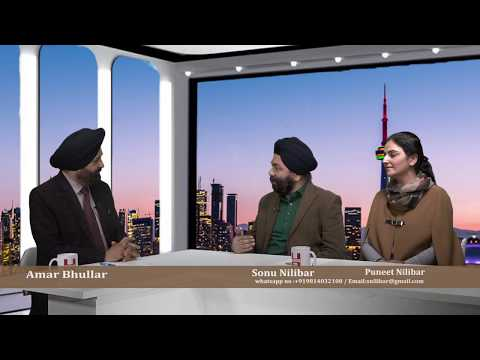 NILIBAR CLOTHING LUDHIANA, EXHIBITION IN TORONTO ON 12 NOV2017