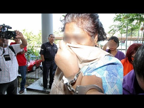 One-week remand extension for mom of siblings implicated in maid's murder