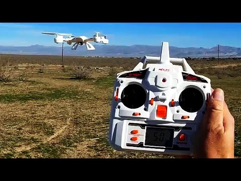 MJX X400 Drone for Experts and Beginners, Really!