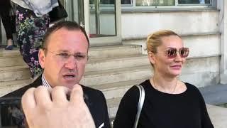 Izjava Goce Tržan nakon suđenja