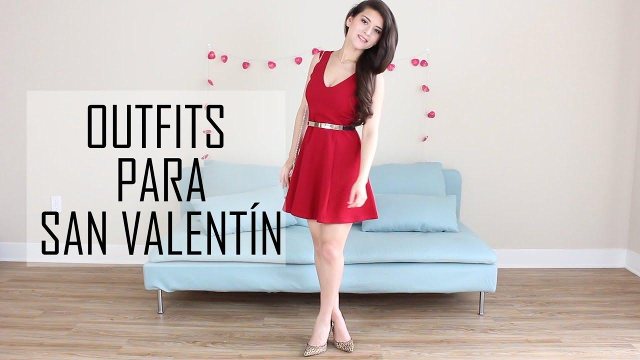 Outfits para una cita rom ntica en san valent n fashion for Preparar cita romantica