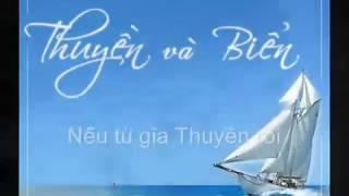 Ca Sĩ Quang Lý - Thuyền Và Biển