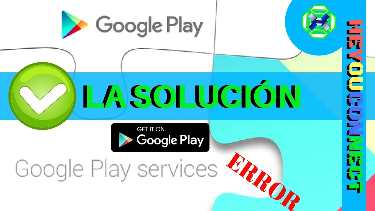 ▷ Solucion✓ Se Ha Detenido La Aplicacion Google Play Store ...