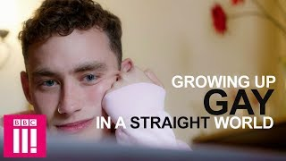 Growing Up Gay In A Straight World: Olly Alexander