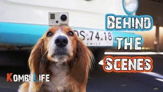 Behind The Scenes - YouTUBE Video Production (Off The Grid)