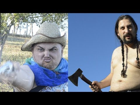 Bosanski Kauboji i Indijanci