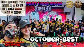 OctoberBest | PapaBulls Dog Show ABCP | Part 1