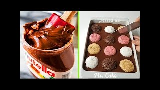 How To Make A Chocolate Cake Decorating Video 2018! Amazing Cake Decorating Tutorial 2018