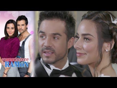 ¡Fabiola y Ramón sellan su promesa de amor en el altar! | Enamorándome de Ramón