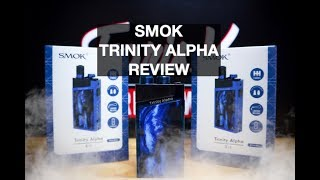 bEST KE SMOK TRINITY ALPHA ? (MALAY REVIEW)