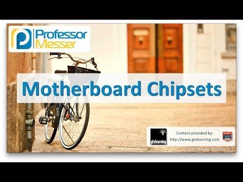 Descargar Video Motherboard Chipsets - CompTIA A+ 220-901 - 1.2