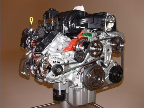 Technology Revew: The 2012 6.4-Liter HEMI SRT V8 engine exposed