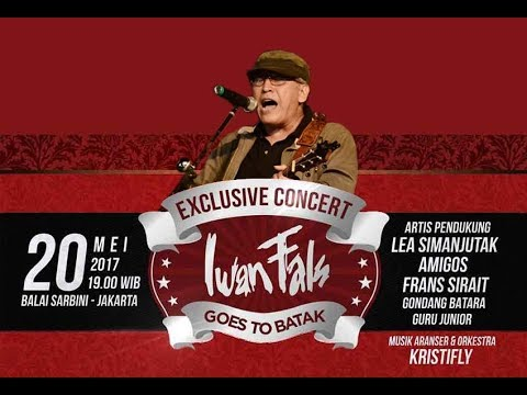 """Pesawat Tempur"" Iwan Fals ft Gondang Batak, Amigos"