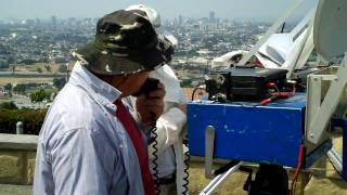 2009 10 ghz and up contest from signal hill near long beach ca