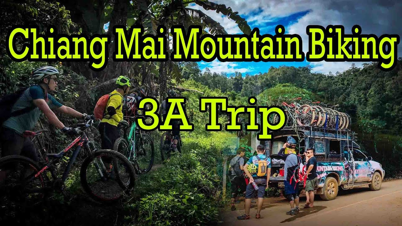 9c12d038204 Chiang Mai Mountain Biking - Programs, Schedule and Rates - Scenic Rides