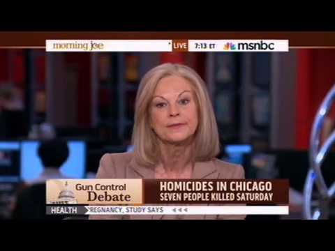 Former Playboy CEO Blames Climate Change for Chicago's Murder Rate