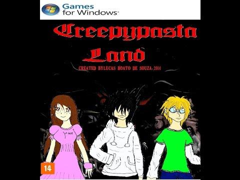 Creepypasta Land #5 jos teatteriin tahdot mennä nyt...