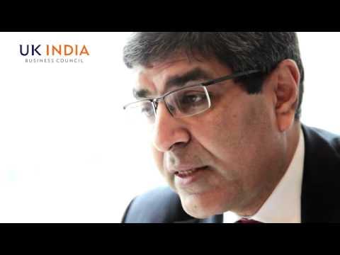 Dalip Puri, Head of Multicultural Banking UK, HSBC Bank Plc speaks to UKIBC