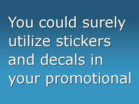 Car Decal Stickers -- The Best Personalized Advertising