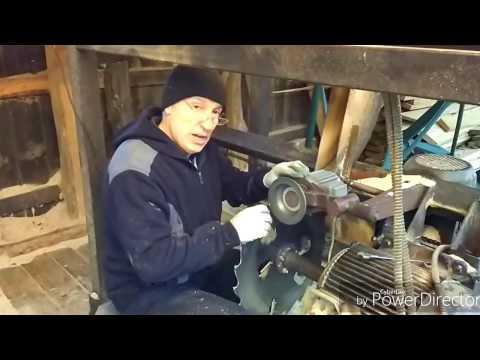Шинная пилорама своими руками видео фото 244