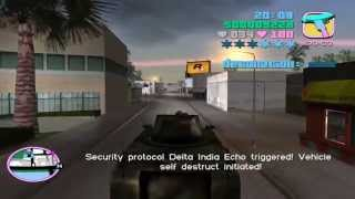 GTA Vice City - Sir, Yes Sir! - Walkthrough Gameplay PC