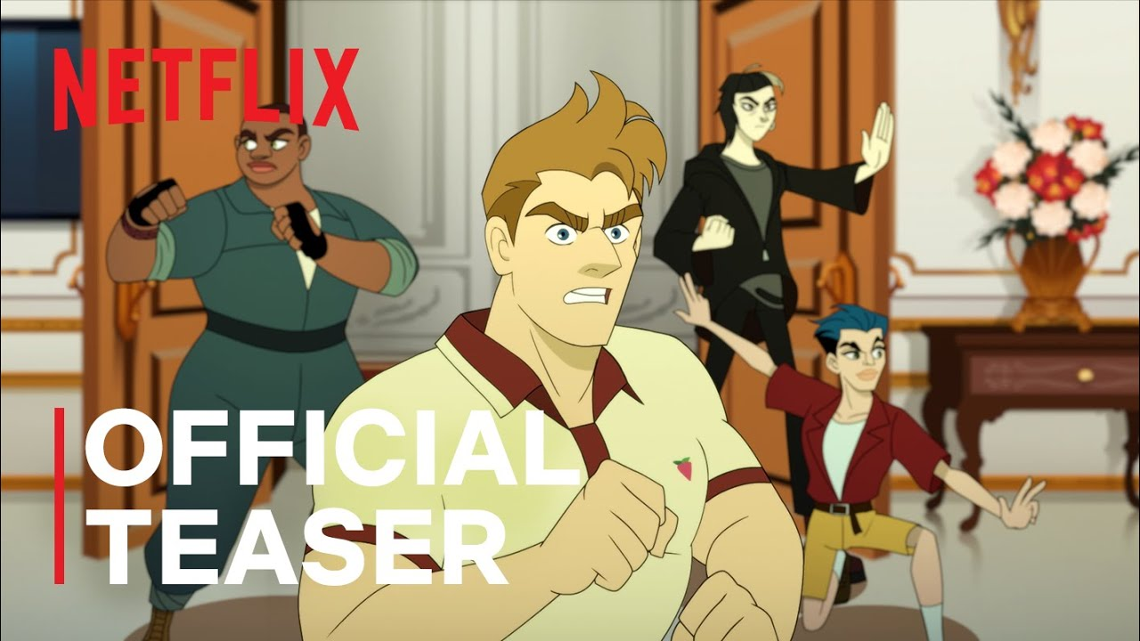 Download Q-FORCE | Official Teaser | Netflix