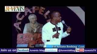 COMEDY GOES 2 CHURCH WITH ACAPELLA S1 - Julius  Ajebo Nigerian Music  Entertainment