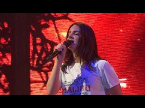 Lana Del Rey - Gods & Monsters (Live in Antwerp, Belgium -  LA to the Moon Tour) HD
